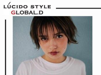 ルシードスタイル グローバルディー 稲毛店(LUCIDO STYLE GLOBAL.D)/フラットラッシュ140本¥7980