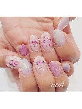 nail miii & eyelush【ネイルミーアンドアイラッシュ】(hair+resort valentine)_デザイン_02