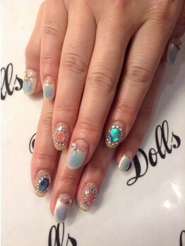 total beauty salon Dolls_デザイン_11