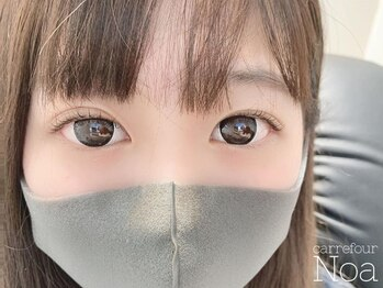 カルフールノア 草加駅西口店(Carrefour noa)/まつげパーマデザイン/お客様14