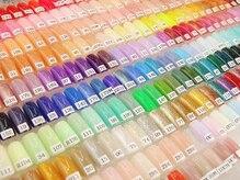 マツエク&ネイル(パラジェル)豊富なカラーとパーツが揃う♪