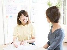 プロポーションアカデミー 尼崎教室の雰囲気(明るい教室、元気なスタッフ)
