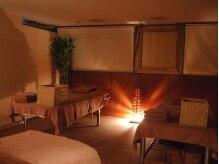 磊の温泉 六本木VIVI STONE SPA RELAXATIONの雰囲気(リラクゼーションルームでマッサージもオススメです♪)