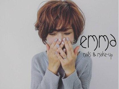 エマネイルズ アンド メイクアップ(emma nails make-up)の写真