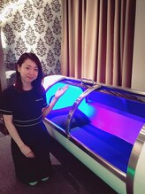 水素浴カプセル専門サロン エイミー 銀座店(Aimy GINZA)佐々木