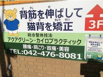 アクアグリーン カイロプラクティック(東京都東久留米市)