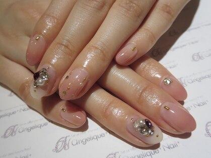 アンジェリーク ネイル(angelique nail)の写真