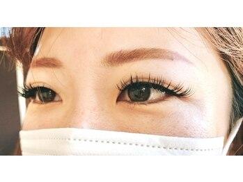 パールアイラッシュ(Pearl eye lash)/CCカール11、12