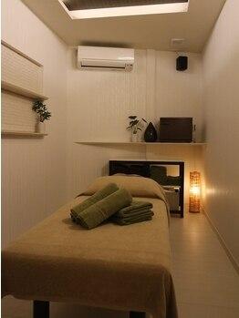 ビサイセイ(Bi-saisei)の写真/《全員女性スタッフ》癒し空間の完全個室で日頃の疲れをスッキリ解消!スタッフ同士の雰囲気も和やか◎