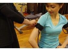 加圧スタジオ フュージョン 六本木店(FUSION)の雰囲気(体幹トレーニングをベースとした血流制限トレーニング☆☆☆)