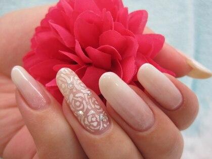 ナチュラル ネイルサロンアンドアカデミー(natural nail salon & academy)の写真