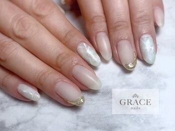 グレース ネイルズ(GRACE nails)/マットネイル