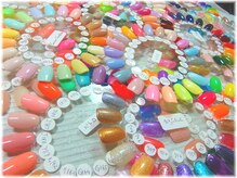 可愛いカラーが200色以上☆お気に入りがきっと見つかる♪☆