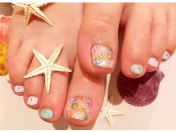 nail & eyelash Bounail_デザイン_11