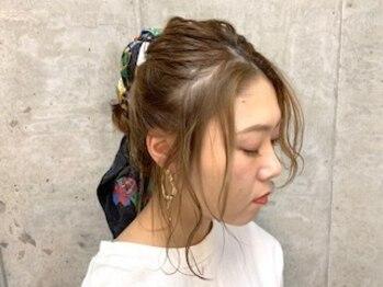 アンドシーアイラッシュ 中野(and C eyelash)(東京都中野区)