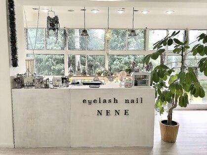 アイラッシュ ネイル ネネ(eyelash nail Nene)の写真