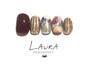 ローラポンポニー(Laura pomponnee)/ローズ×ミラー