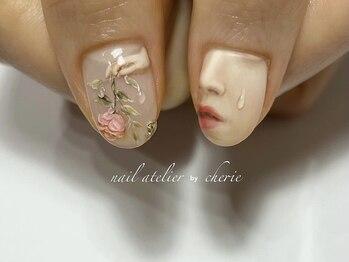 ネイルアトリエバイシェリエ(nail atelier by cherie)