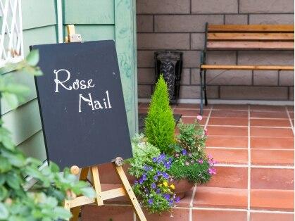 ローズネイル(Rose Nail)の写真