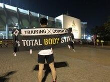 アイズトータルボディステーション 美野島店(I's TOTAL BODY STATION)/バンコクマラソン