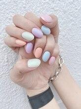 ケーオーエス(KOS)/pastel nail