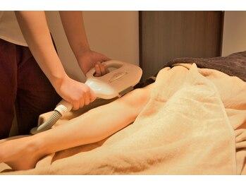 ルアンルアン ヘルスアンドビューティーモール 新宿マルイ本館店(Health Beauty MALL)/脚の露出が増える前に!