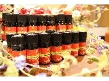 美容整体 アンド アロマエステ専門サロン アールイー(Re:)の雰囲気(オーガニックアロマの上質な香りと、優れた成分で癒し整える♪)