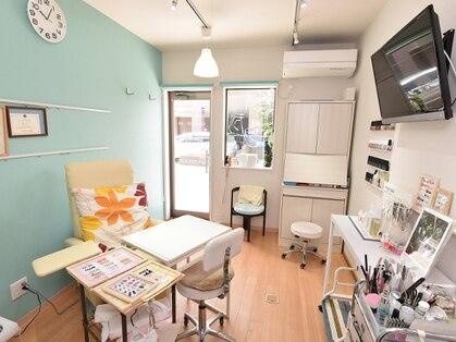 ネイルルームヴィサンテ(Nail Room Vi.sante)の写真