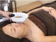 脱毛ルームは個室でリラックスしながら施術が受けられます