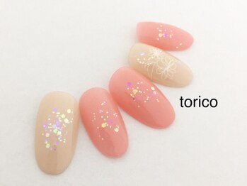 nailsalon TORICO_デザイン_02