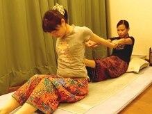 タイ古式マッサージ ランプーンの雰囲気(メニューも豊富にございます。お疲れ所によってコースをご提案☆)