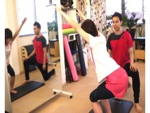 ダイム(DAYM)の雰囲気(姿勢や筋力、柔軟性など現在の状態を一緒に把握します◎)