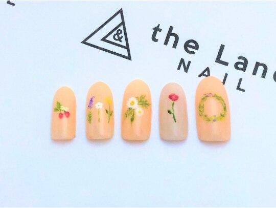 ザ ランド ネイル(the Land Nail)/花の宴 △浅井