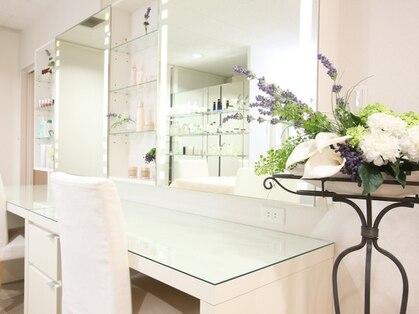 サロン ド コスメ ベル フルール(Salon de Cosme Belle Fleur)の写真