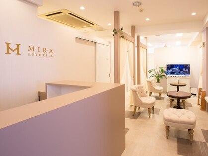 ミラ エステシア 岡山店(MIRA ESTHESIA)の写真