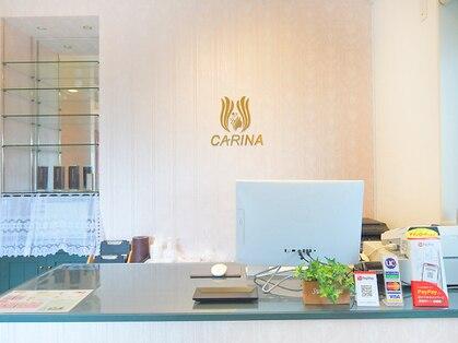 カリナ ビューティーアンドサロン 所沢店(CARINA)の写真