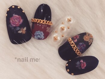 ネイルミー(nail me!)/流行デザインはお任せください!