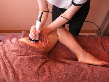 ビューティアンドリラクゼーションサロン セナン(beauty&relaxation-Senan)の写真/【長年気になる脚周りはプロに任せて徹底ケア☆】引き締まった太もも&キュッと上がった美尻へ♪