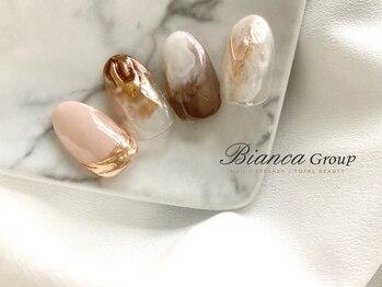 ビアンカ 田町店(Bianca)/1本デザインネイル 4980円