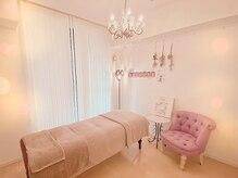 ヴィボーテ 東銀座店(Vie beaute)の雰囲気(完全個室でゆったりお過ごしいただけます)