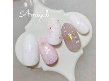 アミーディ ネイル(Amiy.d Nail)/【定額】9800円☆クリスマス