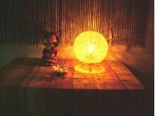 ヨサパーク 美(YOSA PARK MEI)の雰囲気(部屋には間接照明があり落ち着きます。日頃の疲れを癒してみて…)