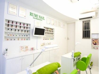 RUMI NAIL~SALON&SCHOOL~(福島・野田・大正・西淀川/ネイル)の写真