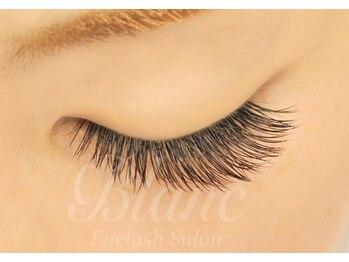 アイラッシュサロンブラン 武蔵小杉駅前店(Eyelash Salon Blanc)/軽いので施術後も負担が少ない