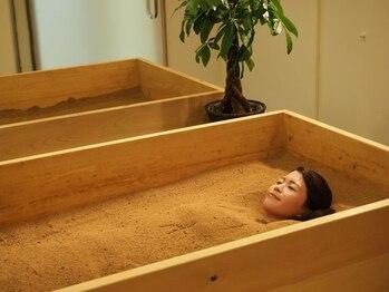 米ぬか酵素浴サロン ブランルーム 自由が丘店(Bran Room)/腰痛改善