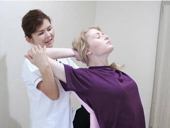 健康美 東洋医学療法院 鴻巣店の写真/筋肉・筋膜・骨格を整える!肩コリ、腰痛。本格的「整体」で、固まった身体を根本的からほぐす