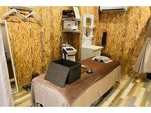 エステサロン スマイリーの雰囲気(完全個室の居心地の良い空間♪ゆったり施術が受けれます。)