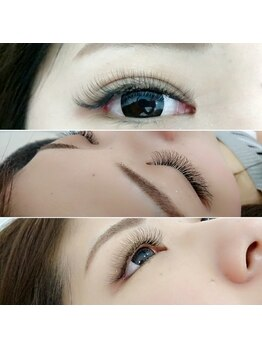 アイズモア 京王八王子店(Eye's More~eyelash&nail~)/[3D~5D]エアリーボリューム
