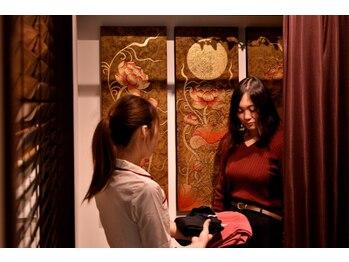 ルアンルアン ミーツ国分寺店/お部屋へご案内します!