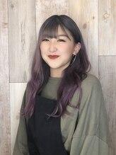 まつげエクステサロン ヘアーリゾートエーアイ 新宿西口店(hair resort Ai)竹内 涼香